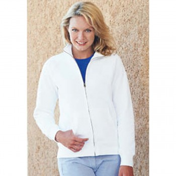 Felpa Jacket Premium Donna - Fruit of the Loom
